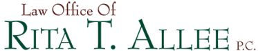 Law Office of Rita Allee, P.C. Retina Logo