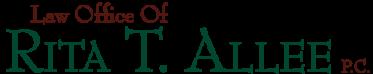 Law Office of Rita Allee, P.C. Logo